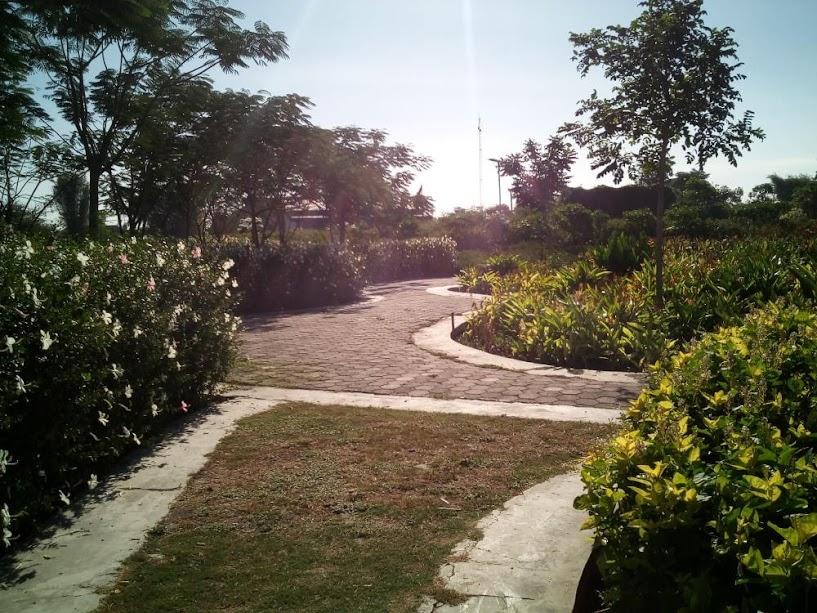 Taman Harmoni or Taman Sakura at Keputih, Surabaya