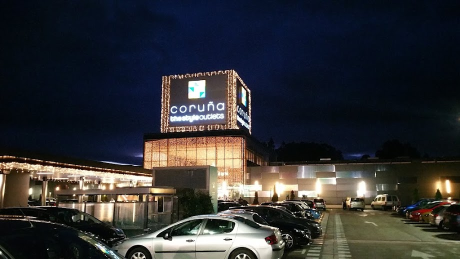 Foto Coruña The Style Outlets 6