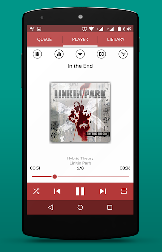 Voice Controlled Music Player