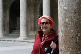 Photo: XIII Jornada Internacional de Comunicación Siglo XXI ¿Cómo salir juntos de la crisis? Rosa Mª Calaf en el Palacio de Carlos V