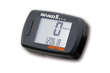 DAYTONA digital speedometer NANO 2 with Sensor