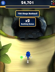 Super Cheats Sonic Dash 2 - náhled