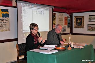 Photo: Årsmöte 17 mars