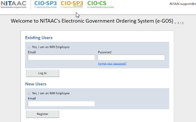 EGOS Connect Platform