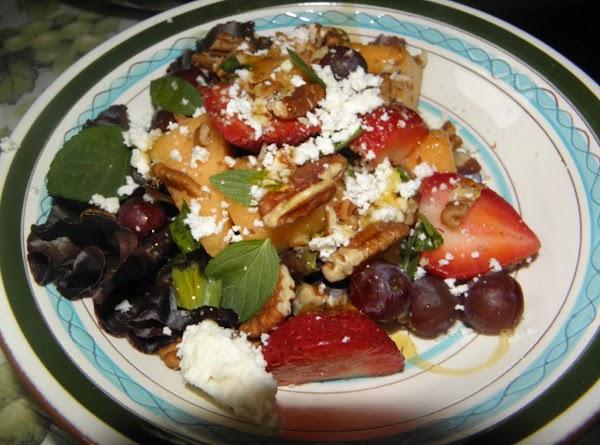 Dinner Fruit Salad Recipe