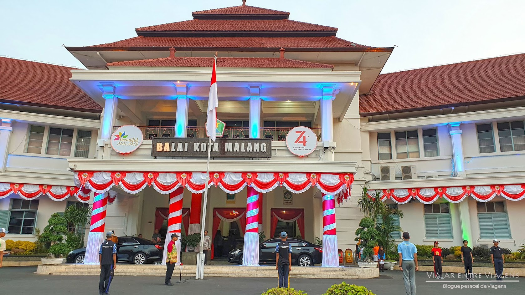 Dia 35 – Conhecer melhor Malang e visitar KAMPUNG WARNA WARNI