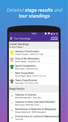 Tour Tracker u2022 La Vuelta 2018  screenshots 4