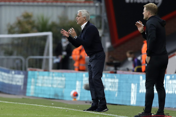 Le message de José Mourinho à Roberto Martinez et aux autres sélectionneurs