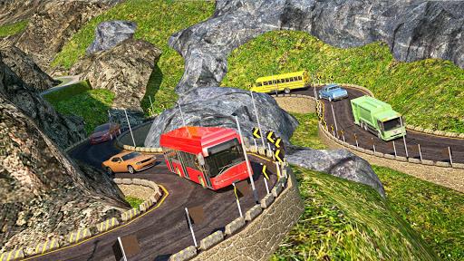 Héros de bus: chauffeur de bus de montagne  captures d'écran 2