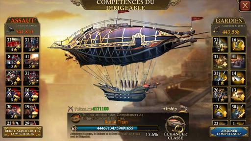 Code Triche Guns of Glory: bâtis une armée épique et un empire apk mod screenshots 6