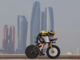 Chris Harper heeft indruk gemaakt met de vierde plaats in het eindklassement van de UAE Tour