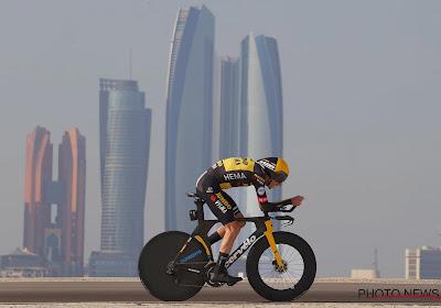 """Mooie vierde plaats voor Australische renner in eindklassement UAE Tour: """"Zeer blij met deze vierde plaats"""""""