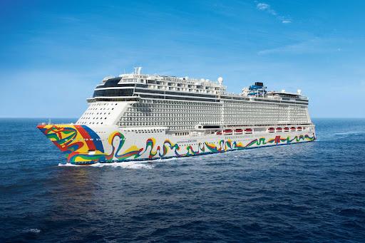 Set sail on Norwegian Encore to the Caribbean or Alaska.
