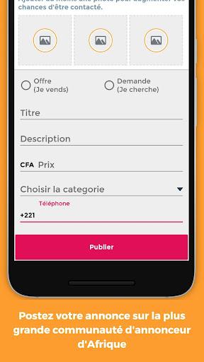 玩免費生活APP|下載CoinAfrique, Petites annonces app不用錢|硬是要APP