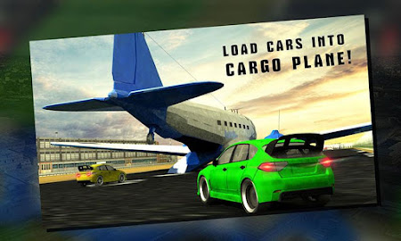 Car Transport Airplane Pilot 1.1 screenshot 767124