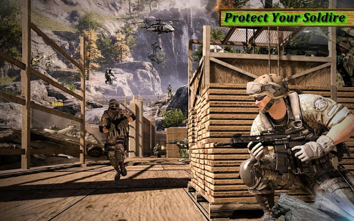 Real Commando Secret Mission 2.0.2 screenshots 9
