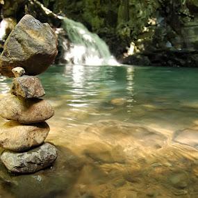 by Emil Zion Punzalan - Nature Up Close Rock & Stone