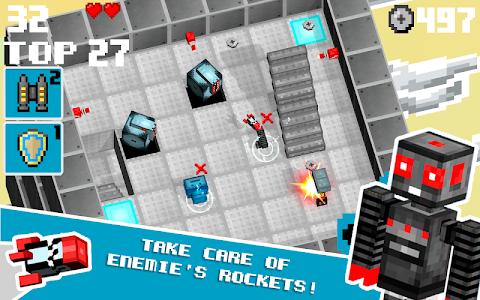 Diamond Robot - Tower Hopper v4.1 (Mod Money)