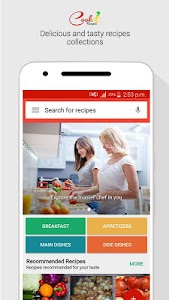 Easy Healthy Recipes for free app 25.5.0