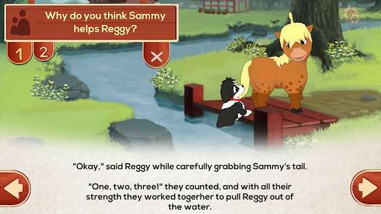Peppy Pals Sammy Helps Out- screenshot thumbnail