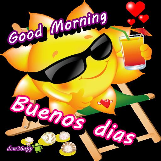 Mensaje de Buenos Dias