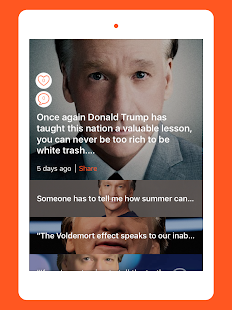 The IAm Bill Maher App- screenshot thumbnail