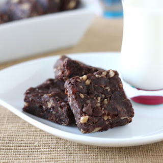 Brownies with Less Guilt