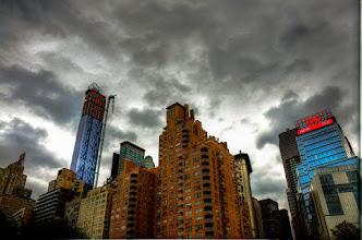 Photo: The crane in New York  #newyorkcity  #hurricanesandy  #hdrphotography