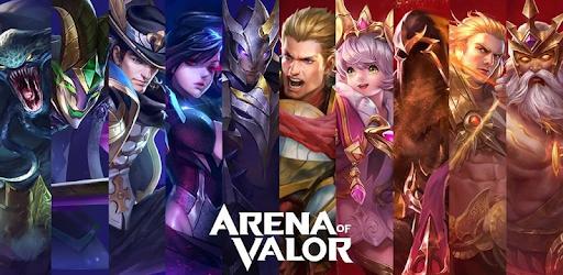 Arena of Valor: 5v5 Battle APK [1 26 2 2] - Download APK