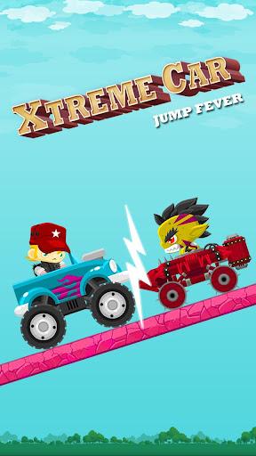 Xtreme Car Jump Fever