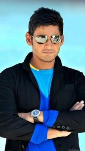 Mahesh Babu in Black Shirt 5