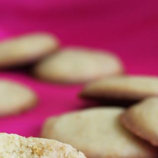 Orange-Cardamom Sugar Cookies for my Valentines