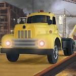 Construction City Cargo Icon