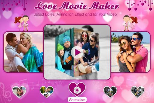 Love Photo Video Maker with Music 1.3 screenshots 4