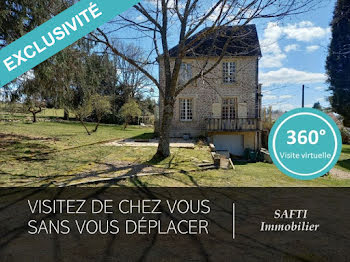 maison à Saint-Setiers (19)