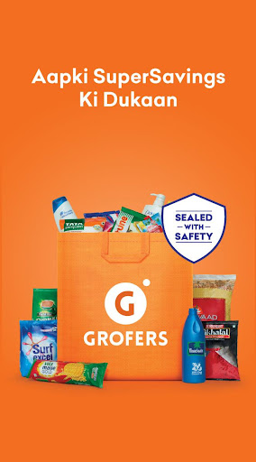 Grofers-grocery delivered safely with SuperSavings 5.5.54 screenshots 4