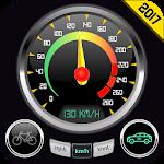 GPS Speedometer-Odometer Icon