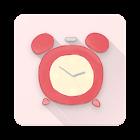 クイッケストアラーム・タイマー機能 icon