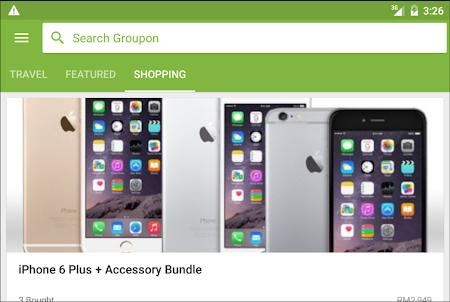 Groupon Asia 1.4 screenshot 240402