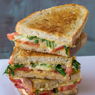 BLT Grilled Cheese.
