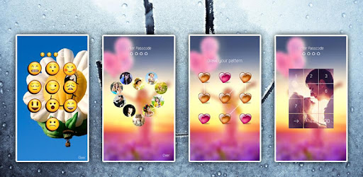Emoji Lock Screen Apps (apk) free download for Android/PC/Windows screenshot
