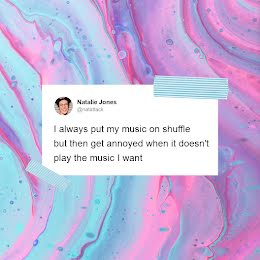 The Music I Want - Instagram Post item
