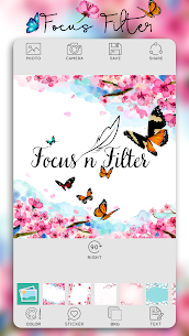 Name Art – Focus n Filter 4