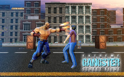 Real Gangster extreme street fighting - náhled