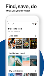 Pinterest 8.37.0 MOD APK [UNLOCKED ALL FEATURES] 5