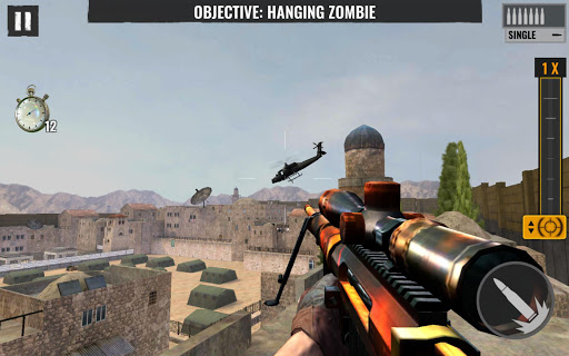 Sniper Zombies: Offline Game modavailable screenshots 20