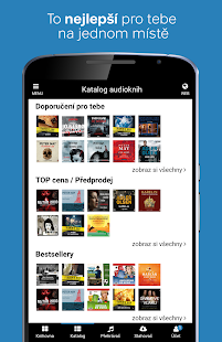 Audiolibrix - audioknihy- screenshot thumbnail