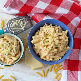 Slow Cooker Mac & Cheese.