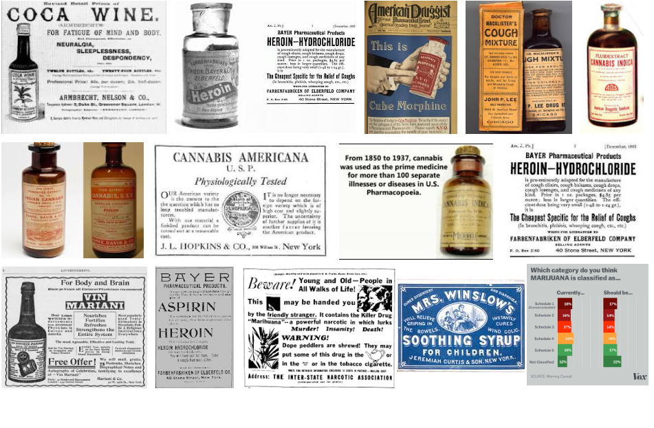 DANGEROUS PHARMACEUTICALS FROM THE PAST