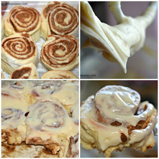 Fresh Cinnamon Buns Recipe